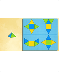 Matific online mathematics activities and games for geometry and shapes