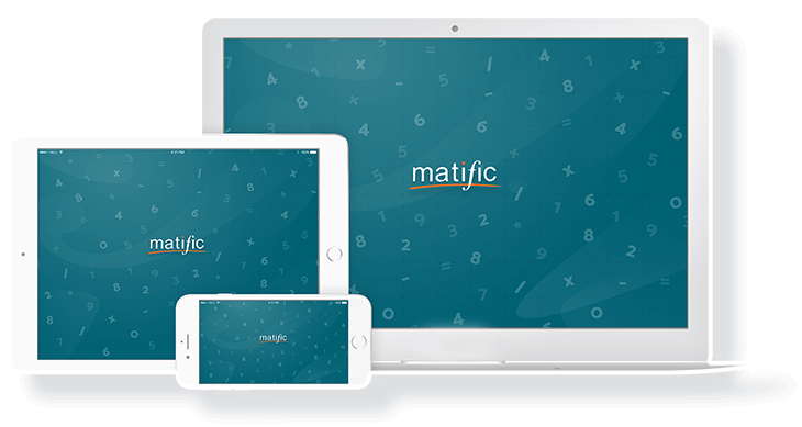 Matific online mathematics activities, games and worksheets on desktops, tablets and mobile devices
