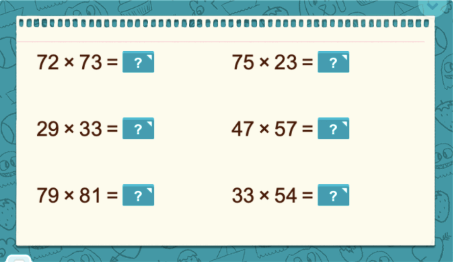 Matific online mathematics activities, worksheets and games for addition, subtraction, multiplication and mixed operations